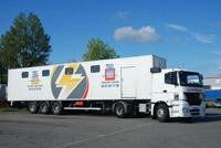 formaelec unit mobile de formation haute tension camion de formation la pr vention des. Black Bedroom Furniture Sets. Home Design Ideas