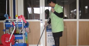 L'humain au cœur du projet d'entreprise de la société de nettoyage CLEANING BIO (Loos)