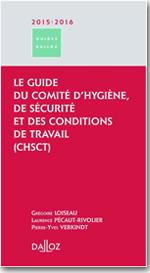 Le guide du CHSCT 2014-15