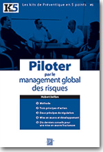 Piloter par le management global des risques
