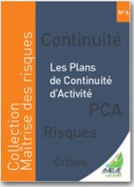 Les plans de continuité d'activité