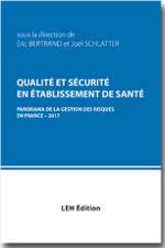 Qualité et sécurité en établissement de santé