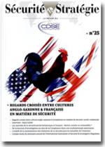 Regards croisés entre culture anglo-saxonne et française en matière de sûreté/sécurité