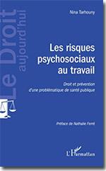 Les risques psychosociaux au travail