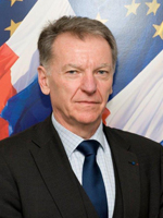 Jean-Louis Blanchou - délégué interministériel à la sécurité privée