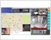 Alwin : Logiciel de supervision globale : contrôle d'accès, intrusion, vidéo et gestion des clés.