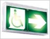 BAES, évacuation des personnes à mobilité réduite