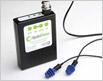 Dosimètre intra-auriculaire qui permet de mesurer en temps réel et d'enregistrer l'exposition au bruit - QuietDose™