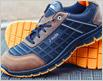 Du nouveau dans la chaussure de sécurité avec la semelle sensation «pieds nus» qui allie confort absolu et sécurité