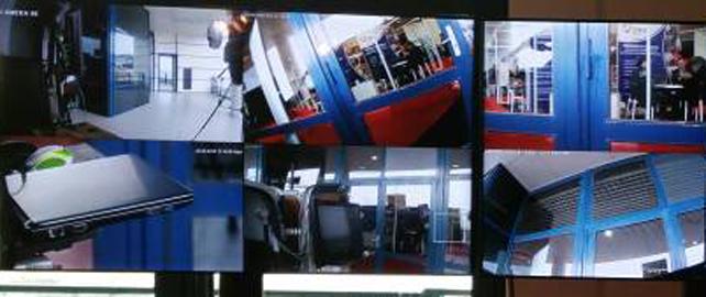 Un mur d'images automatisé révolutionne la télésurveillance
