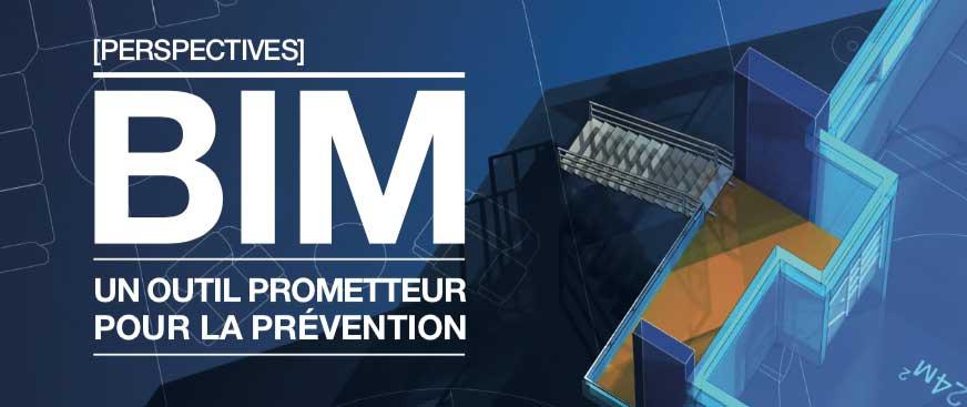 Sécurité sur les chantiers : l'OPPBTP édite un guide dédié aux avantages du BIM