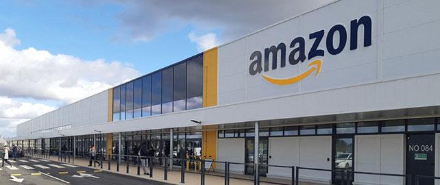 Entrez dans l'univers SST d'Amazon France