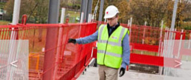 Honeywell lance une barrière anti-chutes en mailles de fer légères