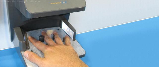 Biométrie au travail : le règlement type de la CNIL désormais applicable