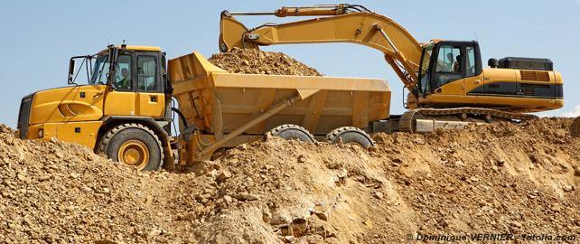 Les industries des carrières et matériaux de construction s'engagent sur la prévention des risques professionnels