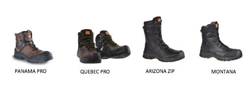 La marque ERGOS étoffe sa gamme de chaussures de sécurité pour le BTP