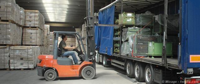 accès camion