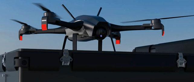 Mouvements de concentration dans le secteur du drone civil