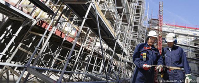 Reprise des chantiers : n'oubliez pas la remise en service des échafaudages !