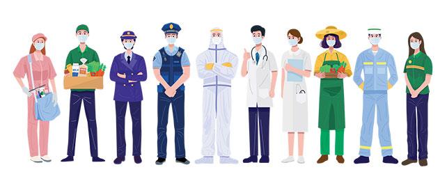 L'État de santé psychique des travailleurs s'est fortement dégradé début 2021