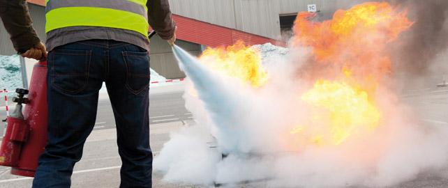 Un label de qualité pour les entreprises de formation à la sécurité incendie