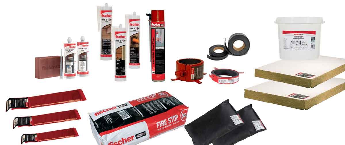 gamme produits incendie