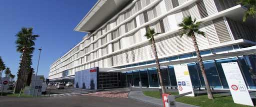 Covid-19 : le centre hospitalier de Cannes bunkerisé pour contenir l'épidémie