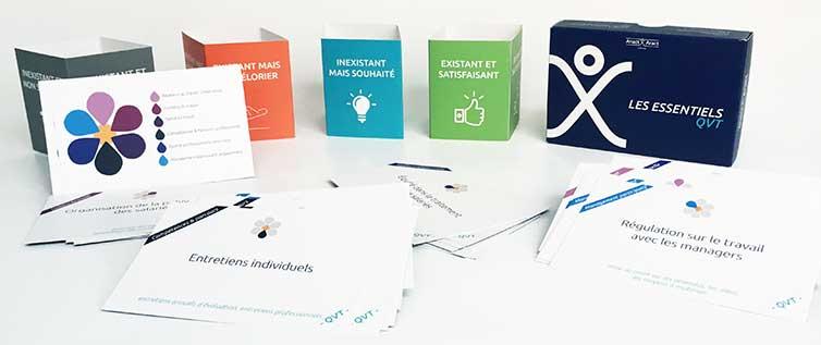Un jeu de cartes pour faire le point sur la Qualité de Vie au Travail dans votre entreprise