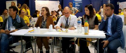 Trois équipes récompensées à la quatrième édition du Prévhackthon lors du salon Préventica