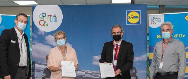 Lidl annonce un plan d'actions ambitieux sur la santé-sécurité au travail