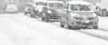 Couches de neige sur les toits des véhicules : un risque souvent sous-estimé