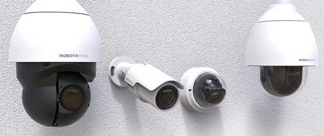 Mobotix lance une nouvelle génération de caméras de vidéosurveillance