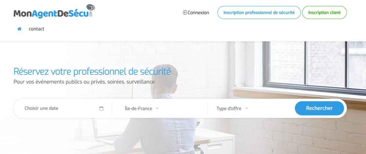 Lancement de la première marketplace de la sécurité privée