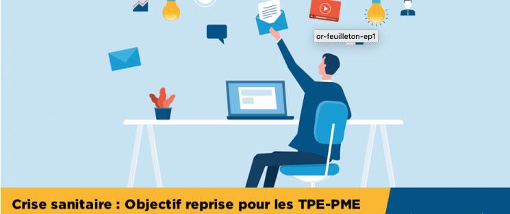 Le ministère du travail veut aider les TPE-PME à concilier poursuite d'activité et prévention