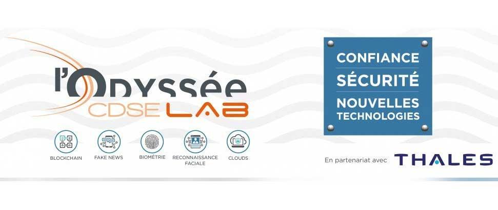 Rendez-vous le 4 juillet pour la 2e édition de L'Odyssée du CDSE LAB
