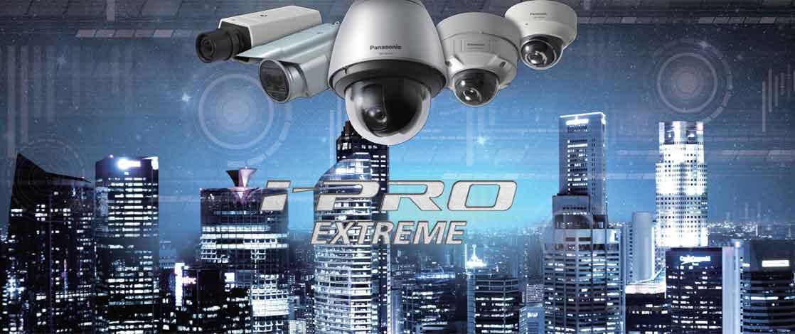 caméras de videosurveillance panasonic