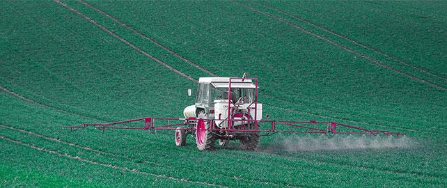Pesticides : le lien avec six maladies graves a été établi