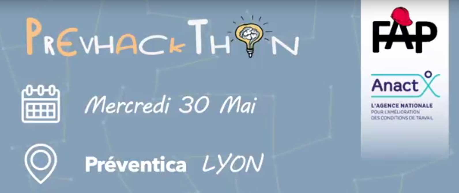Le 1er hackathon de la prévention en France aura lieu le 30 mai