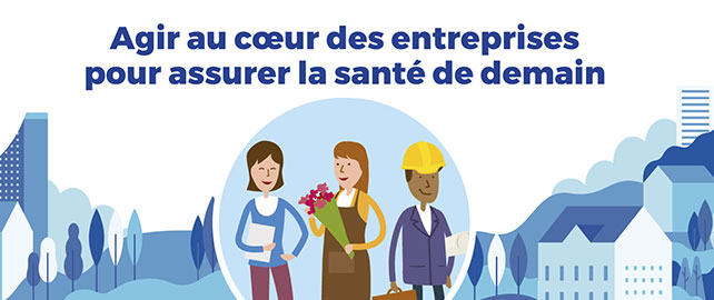 Présanse organise la 3ème édition de ses rencontres santé-travail