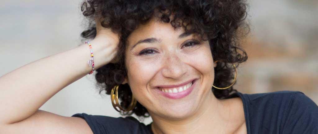 Sarah Barukh, lauréate du prix du Roman d'Entreprise et du Travail 2019