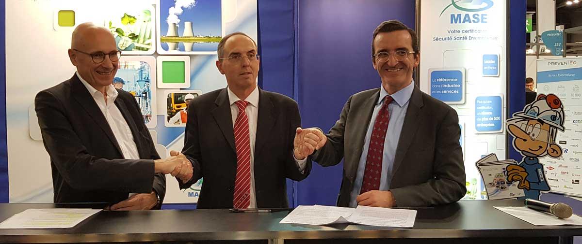 EDF s'engage avec MASE pour améliorer les performances en santé et sécurité au travail