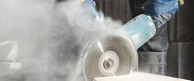Comment limiter l'exposition aux poussières de silice cristalline ?
