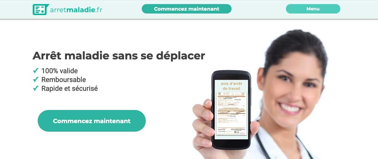 La CNAM porte plainte contre le site arretmaladie.fr