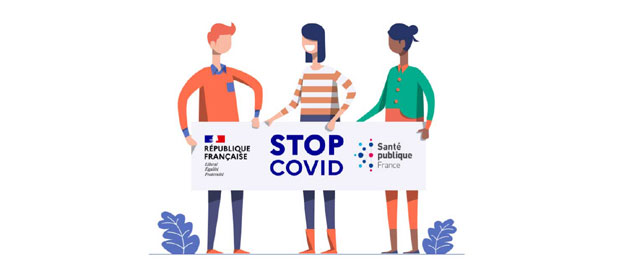 application stop covid