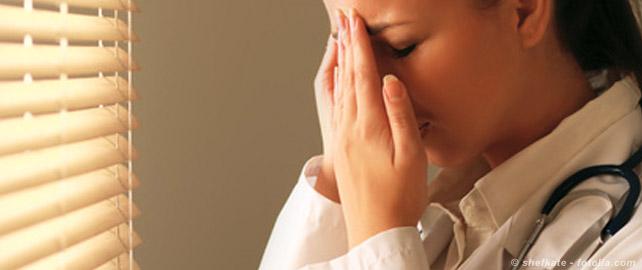 stress infirmière
