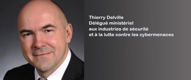 Thierry Delville, nouveau Monsieur Cybersécurité du gouvernement