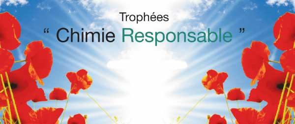 Les Trophées Chimie Responsable distinguent 6 lauréats