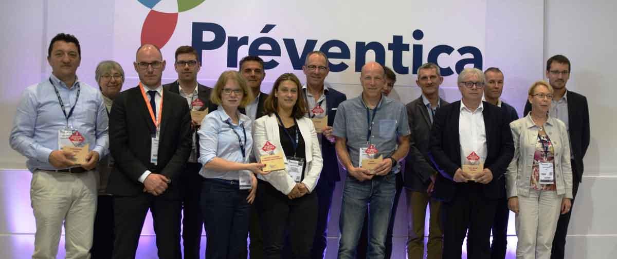 Prévention du risque chimique : six entreprises récompensées pour leur démarche exemplaires