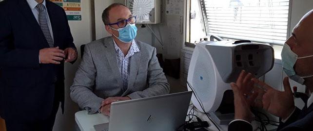 Une unité mobile de téléconsultation de médecine du travail émerge en Dordogne