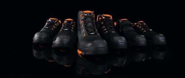 Uvex entend révolutionner le marché de la chaussure de sécurité